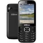 MAXCOM MM237 Dual Sim Black