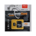 Karta Micro SD 128GB class 10 + adapter IMRO
